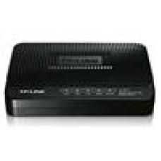 TP-Link TD-8817 (LS->TD-W8950N) ADSL2+ Ethernet/USB Modem Router 24Mbps 1x100Mbps LAN RJ11 1xUSB Built-in firewall Various QoS IPv6 supported 6KV Ligh