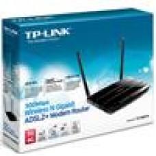 TP-Link TD-W8970 (LS->TD-W8968) N300 Wireless N Gigabit ADSL2+ Modem Router 2.4GHz (300Mbps) 4x1Gbps LAN RJ11 1xUSB2 3x5dBi Antennas Access Point