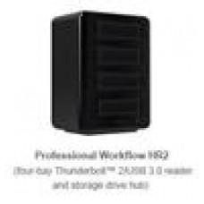 Lexar Thunderbolt&USB3.0 HUB 4Bay, WorkFlow HR2
