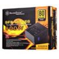 Silverstone 600W SX 80+ GOLD Fully Modular 80mm FAN SFX PSU 3 Years Warranty (LS)