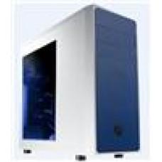 (LS) Bitfenix Neo White + Blue Mesh Side ATX Windowed case. USB3.0+USB2.0
