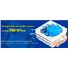 (LS) Silverstone AR06 LP CPU Cooler 58mm High, Skylake Compatible