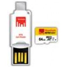 Strontium 64GB MicroSD w/OTG adaptor for Android devices