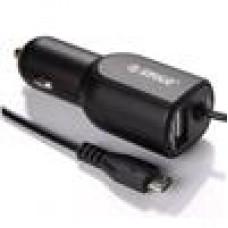 ORICO 2 Port USB Car Charger Compact 1x5V2 4A 1x5V1.5A BK