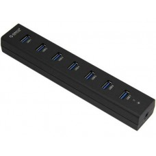ORICO 7x USB3.0OTG Hub Black USB Powered Win/Mac Black