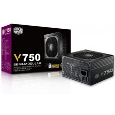 Coolermaster VS750W  80+Gold Semi-Modular, 120mm Fan, ATX PSU.  5 Years Warranty