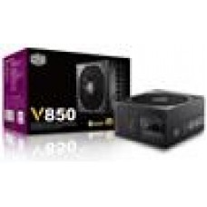 Coolermaster Vanguard 850W 80+ Gold Fully Modular ATX PSU, 135mm Fan, 5 Years Warranty