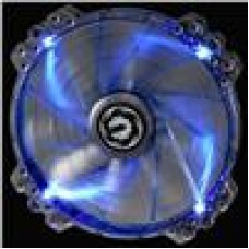 BitFenix Spectre PRO Blue LED 20cm Tinted Transparent Frame (LS)