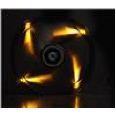 BitFenix Spectre 23cm LED Fan Orange LED w/ Tranparent Frame (LS)