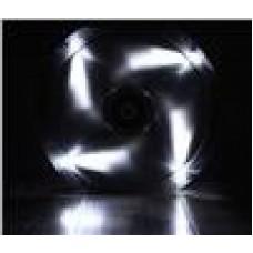BitFenix Spectre 23cm LED Fan White  LED w/ Tranparent Frame (LS)