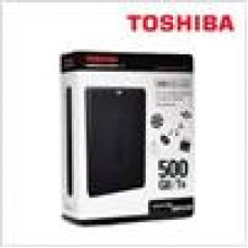 (LS) Toshiba 500GB USB3.0 Simple Canvio External HDD 3yr Wty (Please offer 1TB)