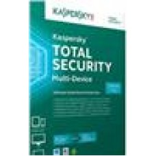 Kaspersky TotalSecurity 2yr 1u PC MAC or Android  ESD ( LS )