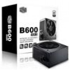 Coolermaster 600W B2  80+ EU 120mm FAN ATX PSU 3 Years Warranty (LS)