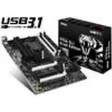 MSI AMD 970A SLI KRAIT EDITION ATX Motherboard - AM3+ 4xDDR3 2xPCI-Ex16 TPM RAID USB 3.1 SLI CF