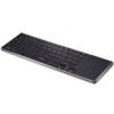 RAPOO E9180P 5GHz Wireless Keyboard w/TouchPad Black - UltraSlim,NanoReceiver