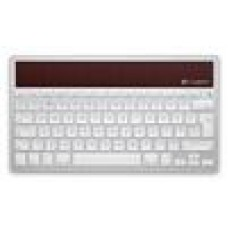 Logitech K760 Solar KB  White
