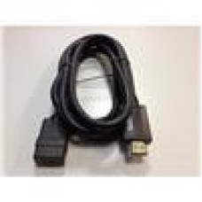 8Ware 2M HDMI Male to Female High Speed Extension Cable