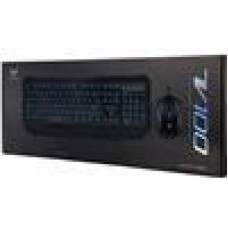 RAPOO V100 Optical Gaming Keyboard Mouse Combo (LS)