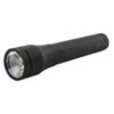 LED Torch 220 lumen black up to 500m beam length