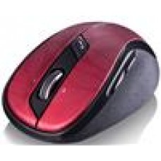 RAPOO 7100P 5GHz Wireless Optical Mouse Red - 4D Wheel 18m Battery Life