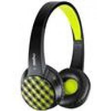 (LS) RAPOO S100 Bluetooth Dual Mode Headset Black - 2Mode,2Devices,Stylish