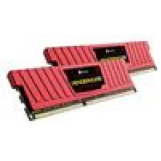 Corsair 16GB (2x8GB) DDR3L 1600MHz Vengeance Low Profile Red