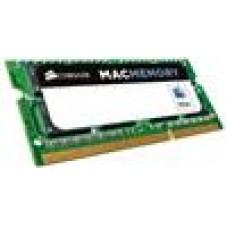 Corsair (1x4GB)DDR3 for MAC DDR3-1066,1.5V, SODIMM