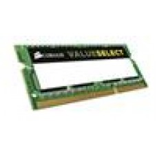 Corsair 4GB(1x4GB) DDR3LSODIMM DDR3L-1333  1.35/1.5V