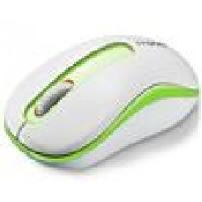 (LS) RAPOO M10 2.4GHz Wireless Optical Mouse Green - 1000dpi,3Keys