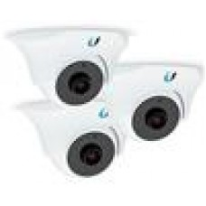 Ubiquiti UniFi Video Camera Dome IR , 3 Pack ( LS )