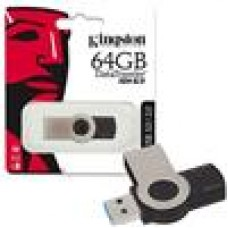 (LS) Kingston 64GB USB3 Thumb Drive Retail Pack