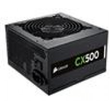 Corsair 500W CX 80+ Bronze 120mm FAN ATX PSU  3 Years Warranty (LS)