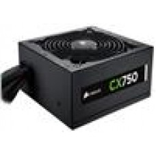 Corsair 750W CX 80+ Bronze 120mm FAN Black ATX PSU 3 Years Warranty (LS)