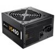 Corsair 450W VS 80+ Certified 12mm FAN  Black ATX PSU 3 Years Warranty (LS)