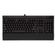 Corsair K70 Black Cherry MX Blue Mechanical Switch with Red LED Backlighting Keyboard (LS)