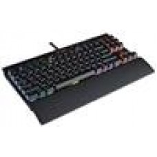Corsair K65 RGB Gaming Compact Keyboard -  Cherry Red (LS)