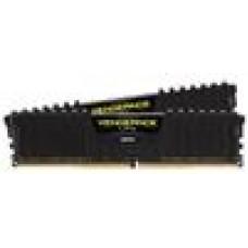 Corsair 16GB (2x8GB) DDR4 2666MHz Vengeance LPX Black