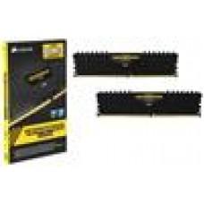 Corsair 32GB (2x16GB) DDR4 2400MHz Vengeance LPX Black