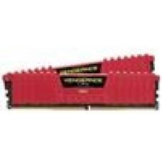 Corsair 16GB (2x8GB) DDR4 2133MHz Vengeance LPX Red