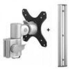 Systema 130mm Monitor Arm 350mm channel wall mount