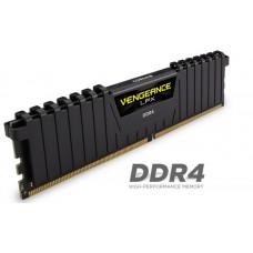 Corsair 8GB (1x8GB) DDR4 2666MHz Vengeance LPX Black (LS)