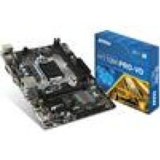 (LS) MSI H110M PRO-VD MATX Skylake S1151,DDR4,DVI/VGA,4KUHD