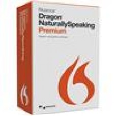 Dragon Naturally Speaking 13 Premium by Nuance