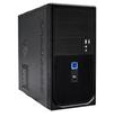 Aywun 102 mATX Case w/420w PSU. 6PIN PCI-E, 8PIN EPS, 1x USB3+1x USB2, HD Front Audio. (LS)