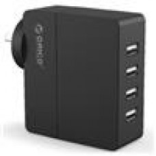 ORICO 4 Port Wall Charger with Surge Protection