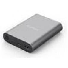 Orico 10400mah Power Bank - Aluminium - Micro USB Input - 5V 2A USB Output