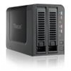 Thecus N2310 2Bay NAS, RAID 0, 1, and JBOD, GB Ethernet. FTP Server, Bitorrentt. USB 3.0, Best Value Buy! (LS)
