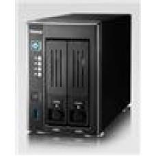 Thecus N2810 2Bay NAS, Intel 1.6GHz, RAID ( 0,1, and JBOD), 2xGbE, 4K Media Playback, HDMI, VPN, Thecus OS7 (LS)