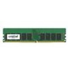 Crucial 16GB (1x16GB) DDR4 2400MHz ECC Unbuffered UDIMM CL17