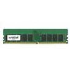 Crucial 16GB (1x16GB) DDR4 2400MHz ECC Unbuffered UDIMM CL17